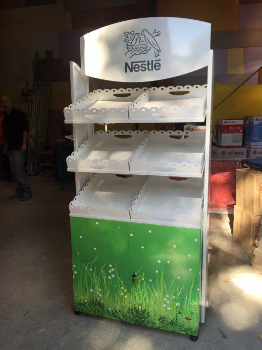 Комплексни офис решения за Nestle