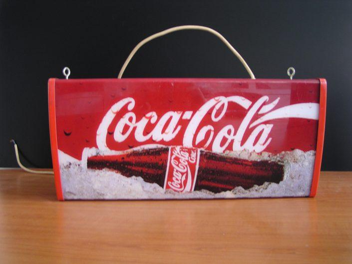 Светеща табела от плексиглас за Coca Cola