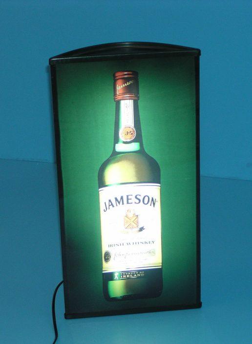 Стандартни светещи табели за Jameson