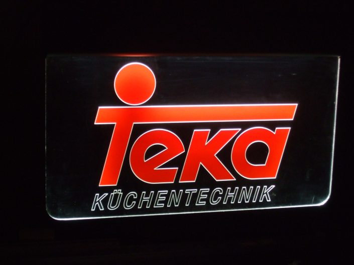 Табели за магазин TEKA